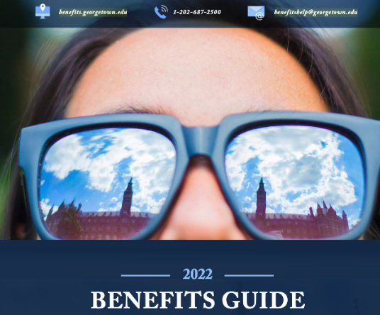 Benefits Guide Cover 2 2022